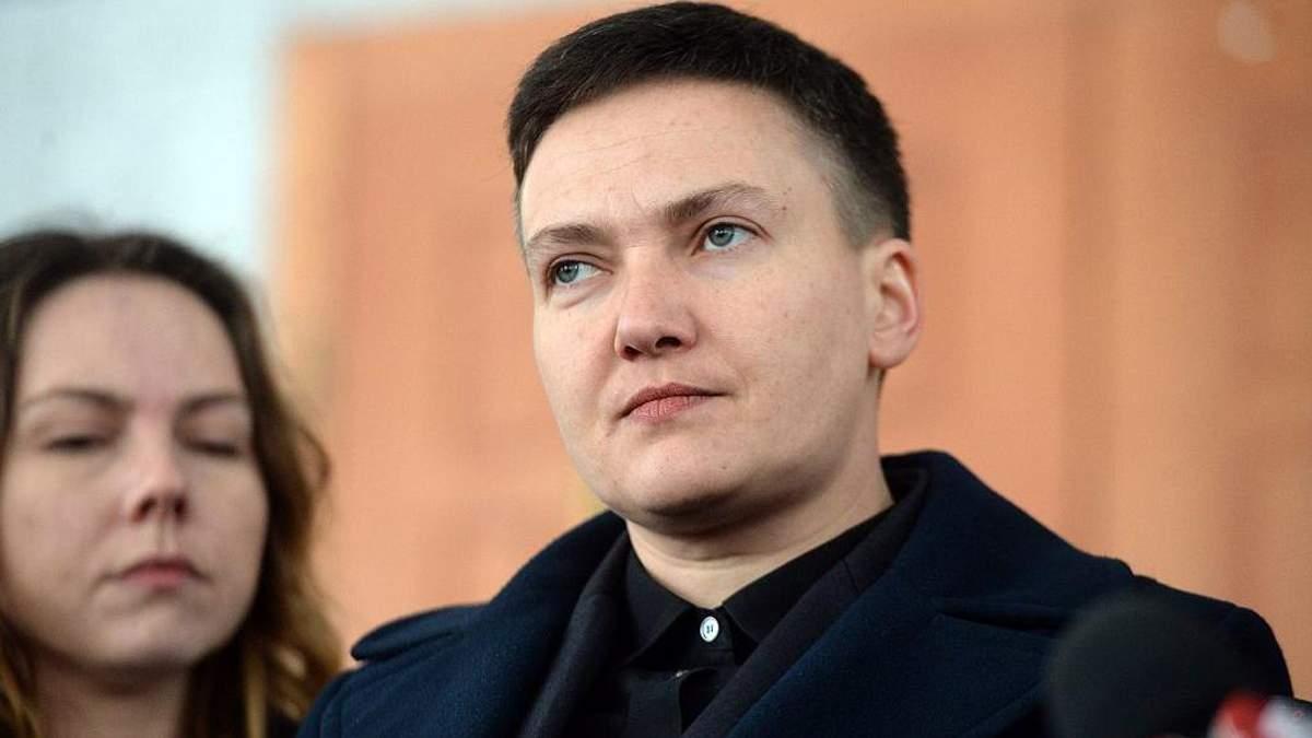 Чорновіл розповів, що Росія завербувала Савченко ще під час служби в Іраку