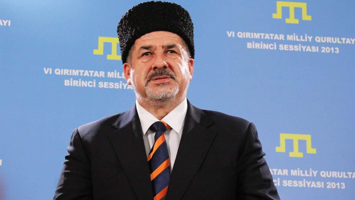 Чубаров заявив, що Україна не може самостійно повернути Крим