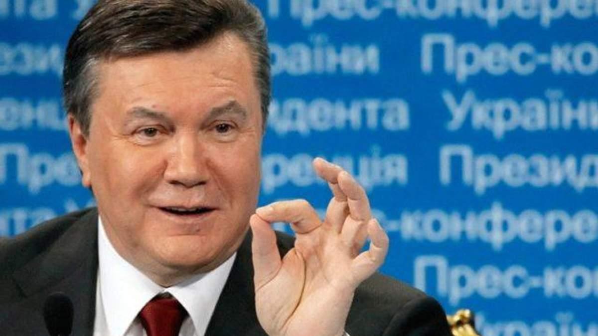 Віктора Януковича запросили на допит у справі Майдану