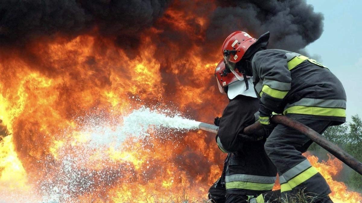 Как спастись от пожара