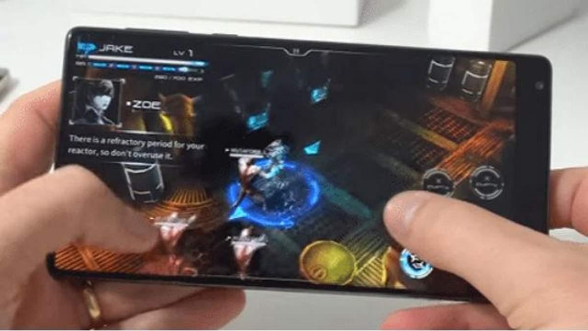 Xiaomi разрабатывает игровой смартфон Blackshark