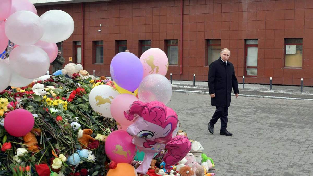 Какие проблемы ожидают Путина из-за трагедии в Кемерово