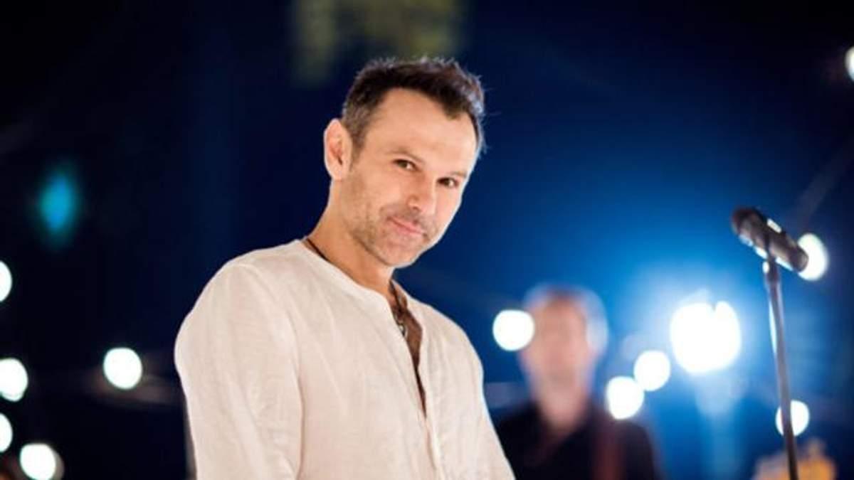 """Если Вакарчук скажет """"да"""": Найем рассказал, поддержит ли кандидатуру певца на пост президента"""