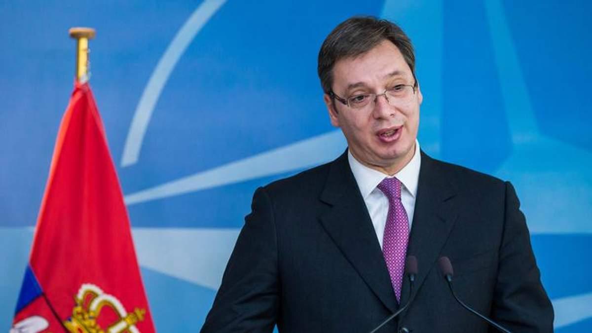 Президент Сербии договорился с Путиным в отношении российских дипломатов