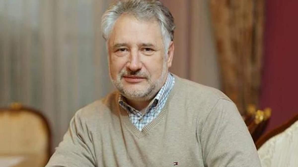 Жебривский рассказал об отдыхе в ОАЭ