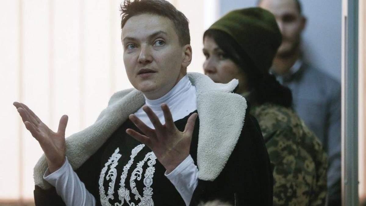 Шанси на виграш у Савченко нульові