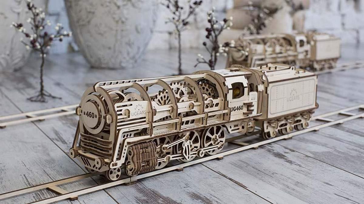 Как украинские конструкторы Ugears очаровали мир своими деревянными игрушками