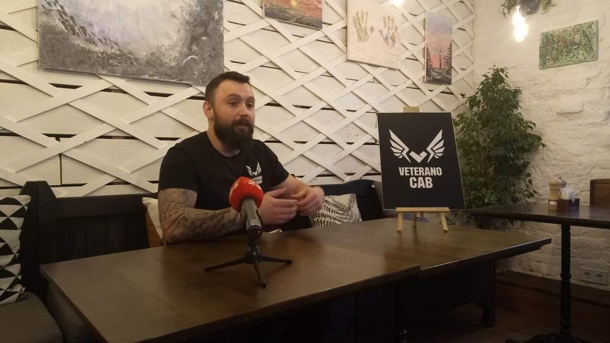 Засновник Veterano Group Леонід Остальцев