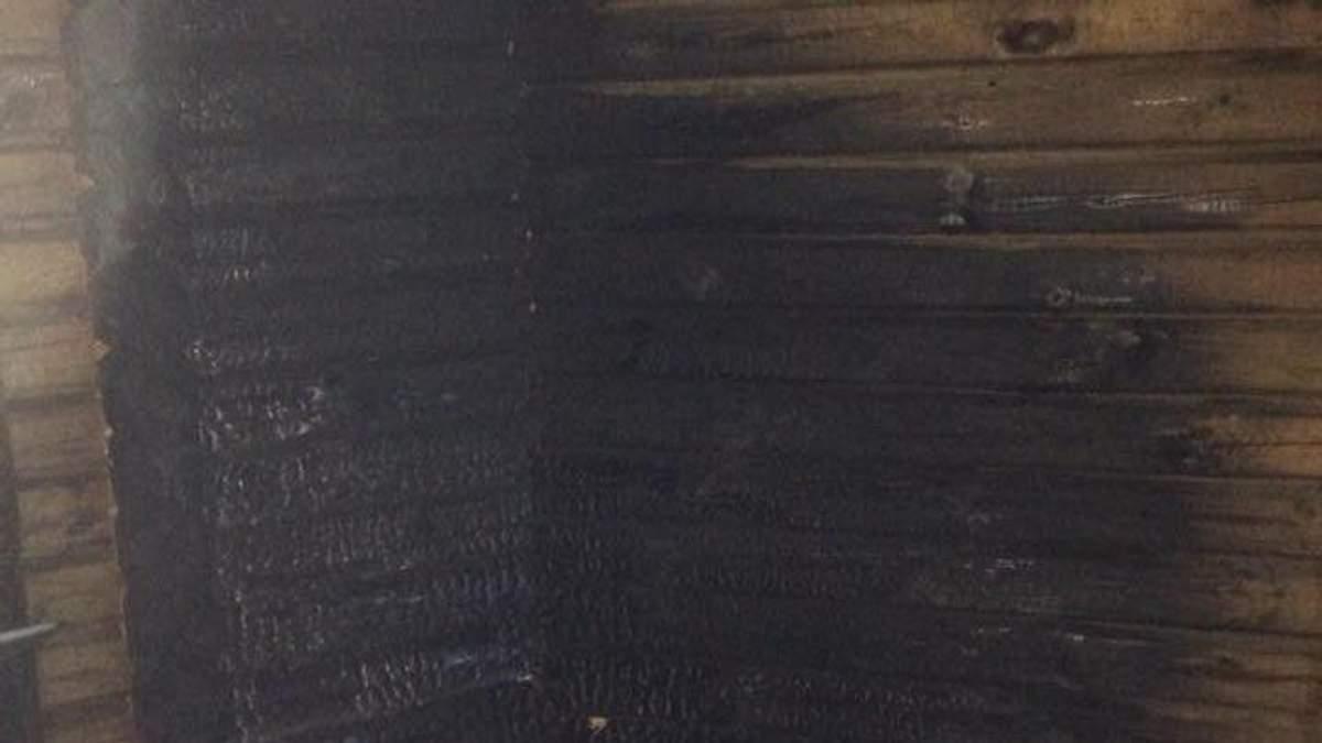 Вночі у Києві горіла церква УПЦ МП: деталі