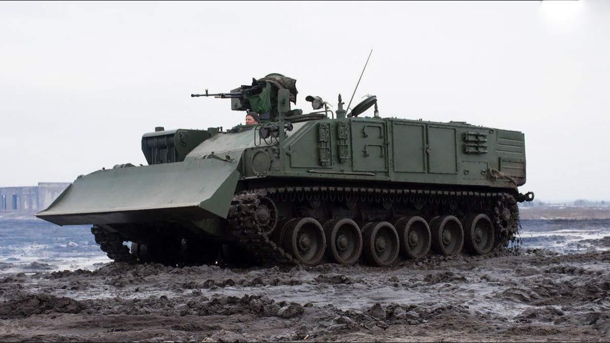 """БРЭМ """"Атлет"""" – спаситель танковых подразделений"""