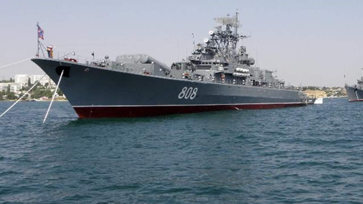 Чорноморський флот Росії у Криму приведений у бойову готовність, – ЗМІ