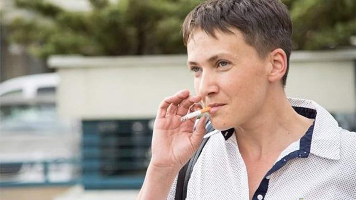 За 20 дней голодовки Надежда Савченко сильно похудела, – родные