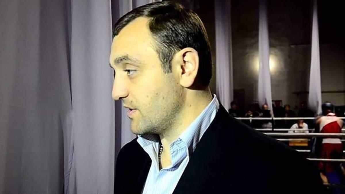 """Задержание руководителя """"титушок"""" Саркисяна подтвердила полиция Франции"""