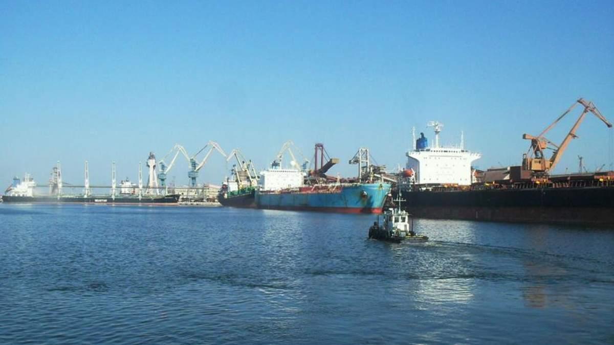 Морський порт