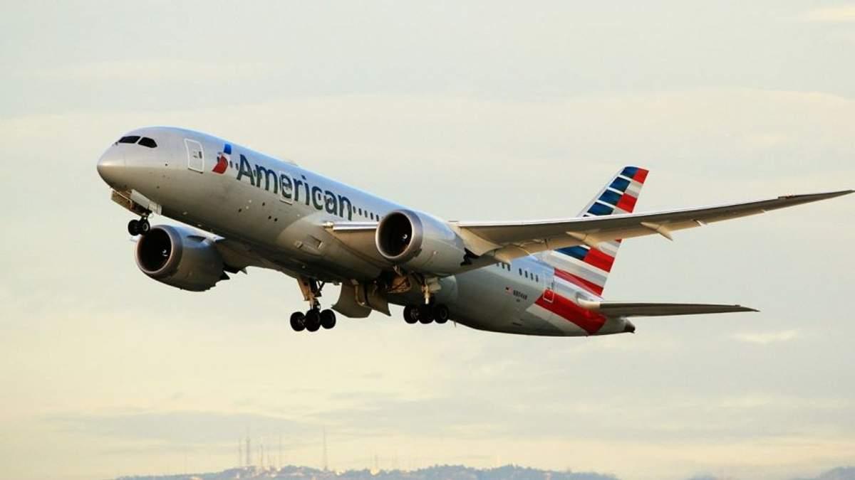 American Airlines изменила маршруты трех рейсов из России