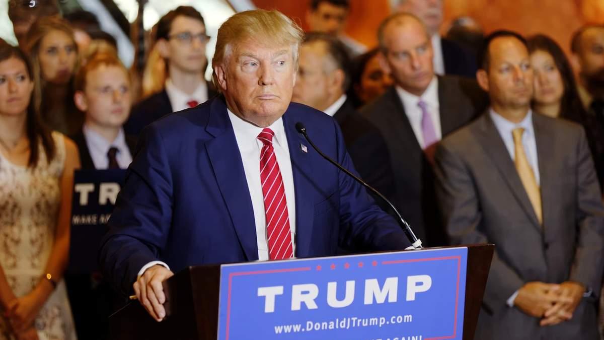 Розкол між президентом і його командою, – NYT про відхилення Трампом санкцій проти Росії
