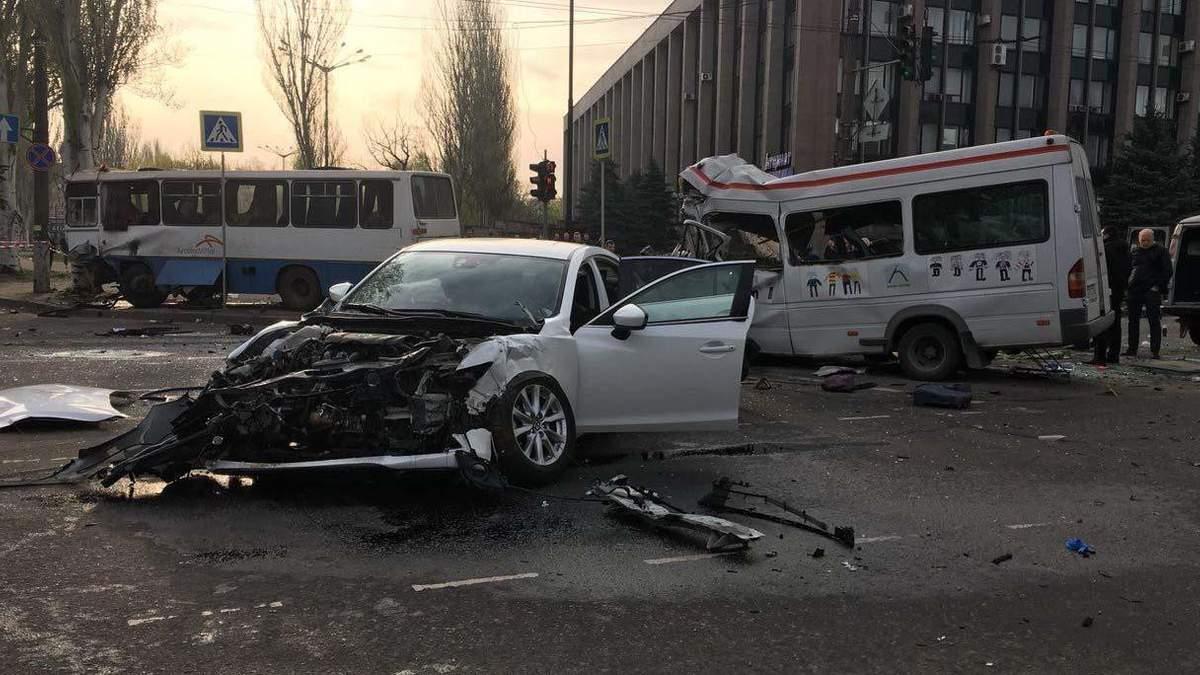 ДТП Кривой Роге 17 апреля: в больнице умер еще один человек