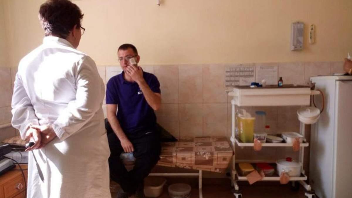 На Тернопільщині журналістів побили під час зйомок розслідування: фото
