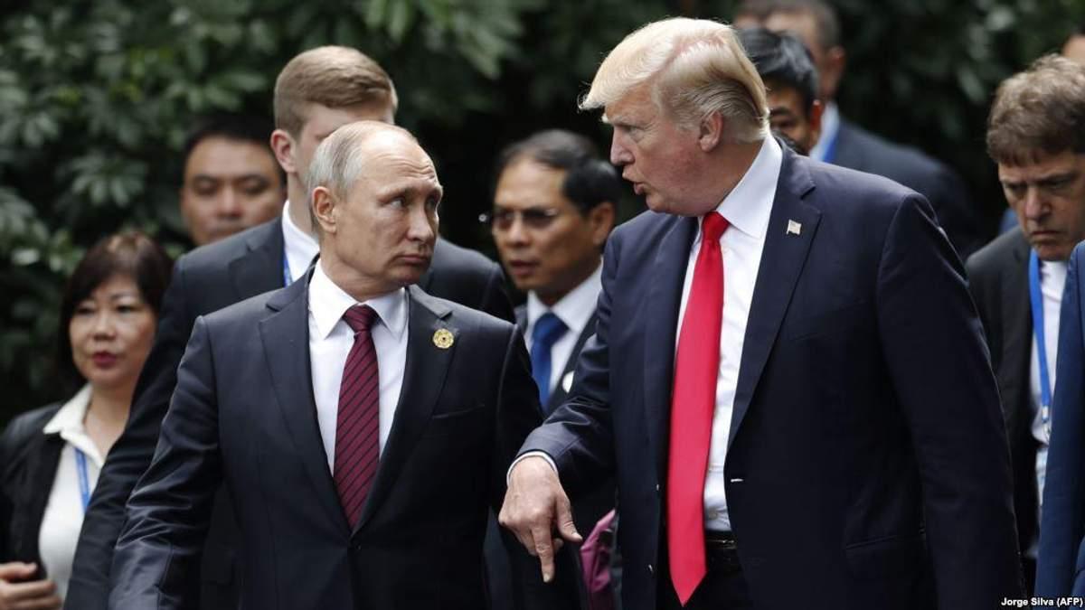 Демократична партія США подала в суд на Трампа та уряд Росії, – The Washington Post
