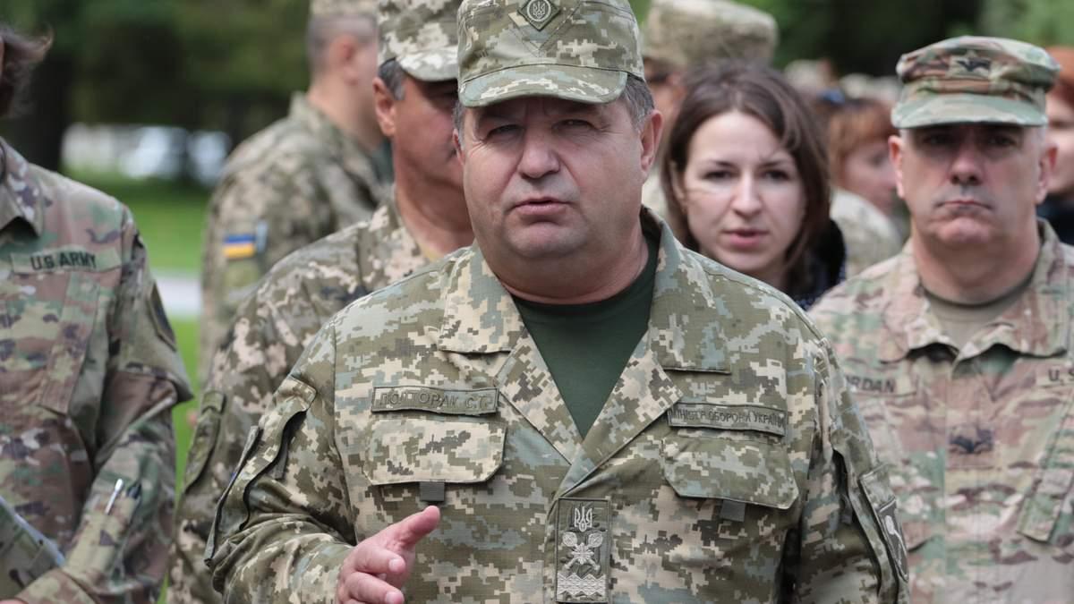 Полторак не бачить потреби у новій хвилі мобілізації в Україні