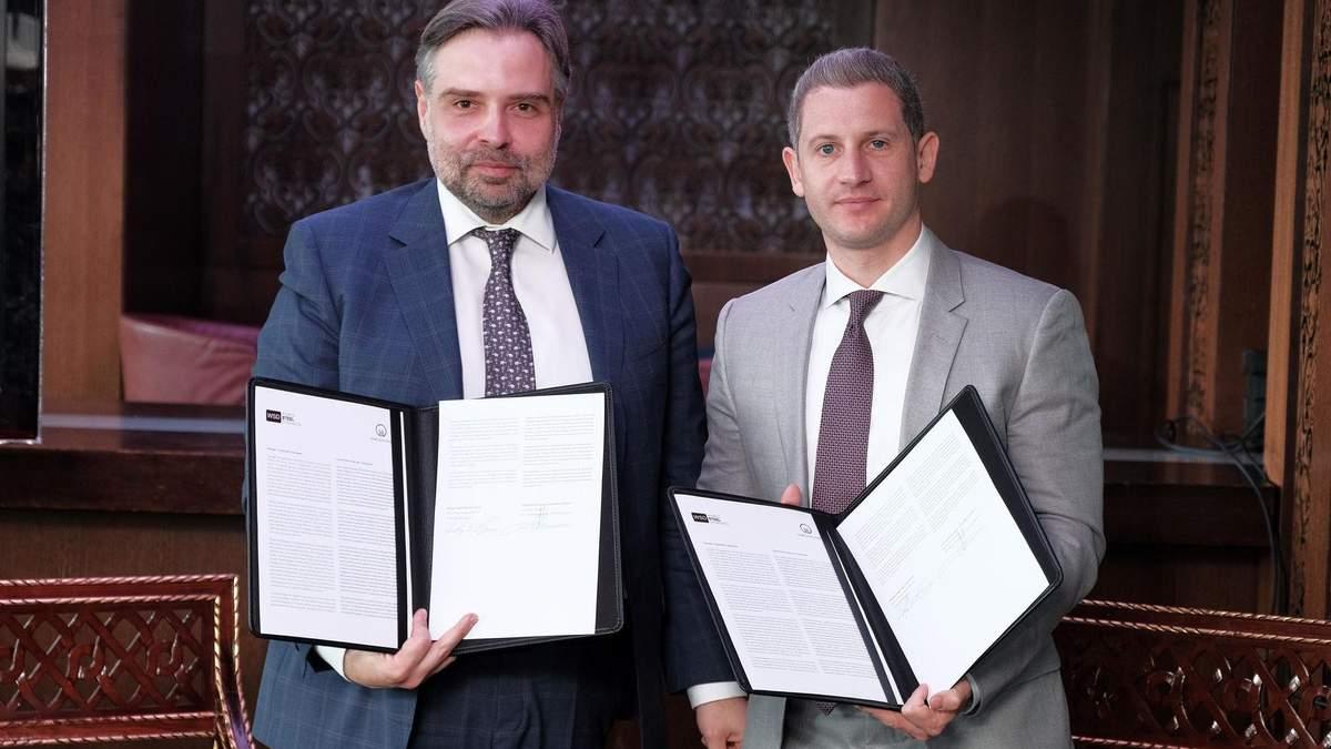 "Меморандум о сотрудничестве между World Steel Dynamics (США) и объединением предприятий ""Укрметаллургпром"""