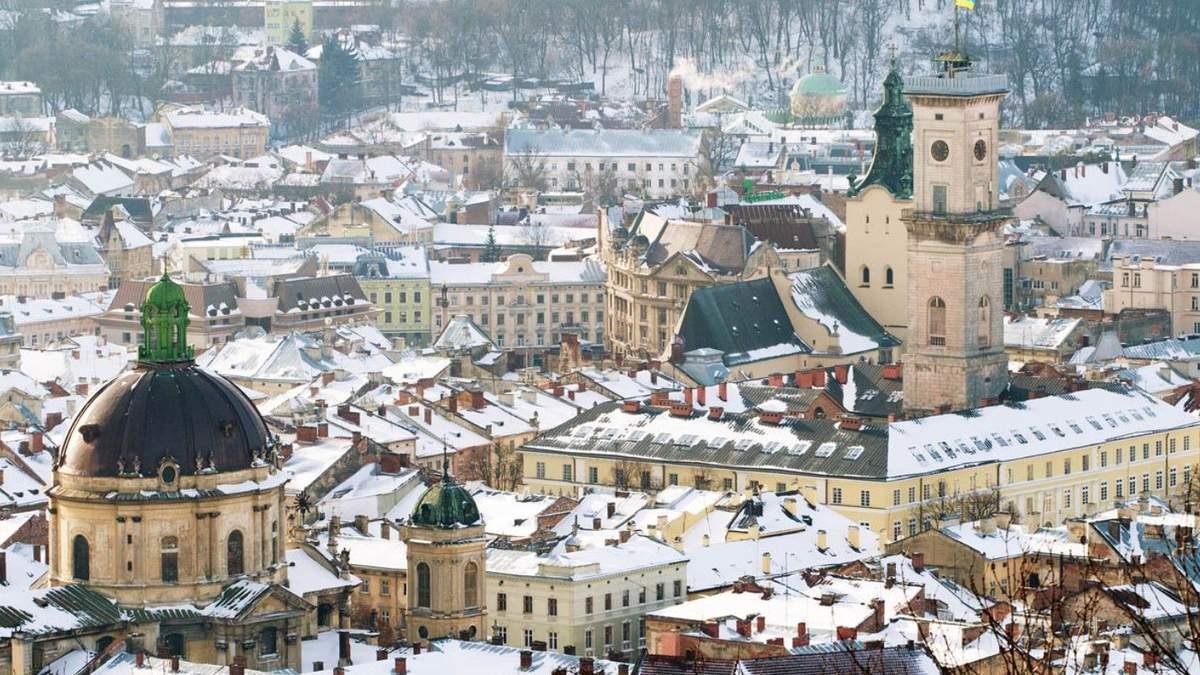 Де погуляти у Львові у 2021 році: куди піти та що подивитится у місті