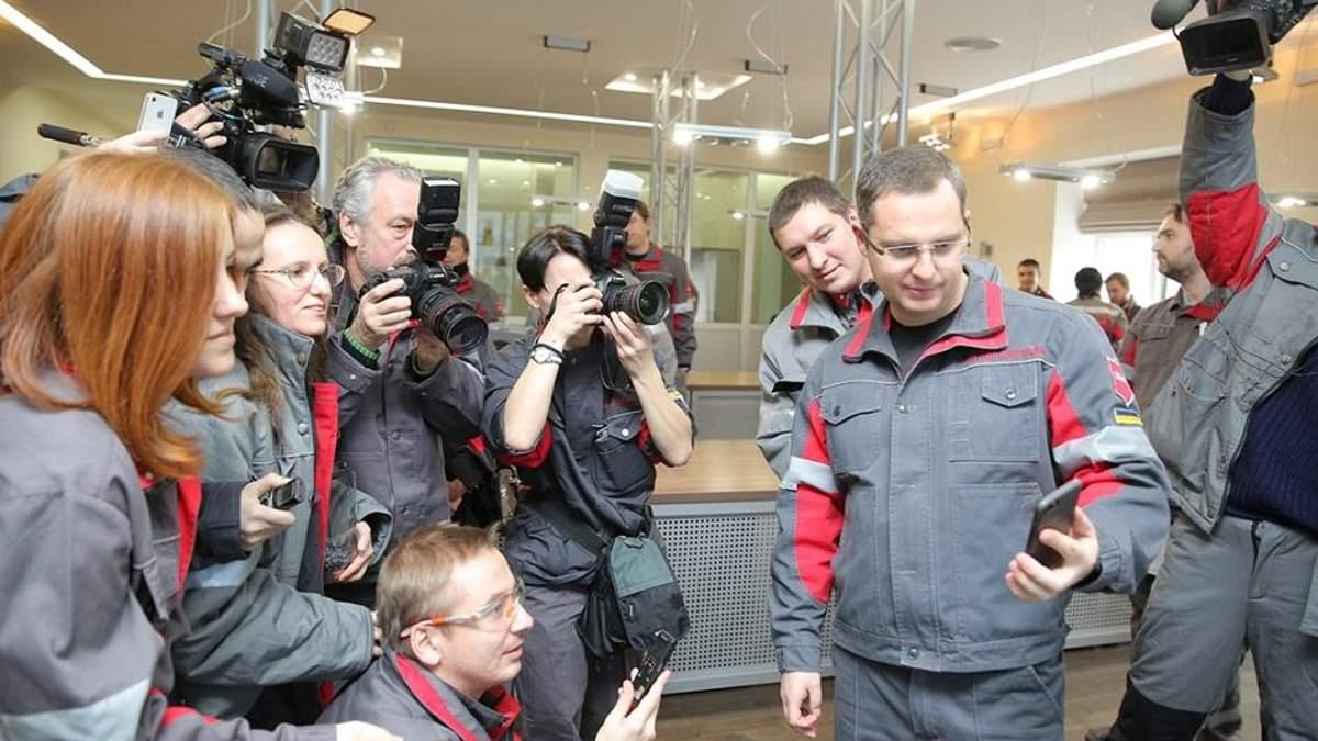«Запорожсталь» завершила экологическую модернизацию аглофабрики