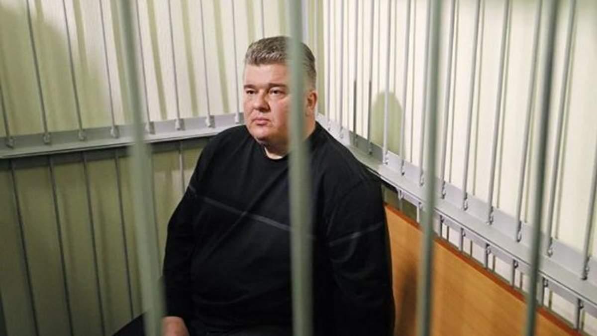 Одіозний Бочковський видасть мемуари про нагородні кайданки