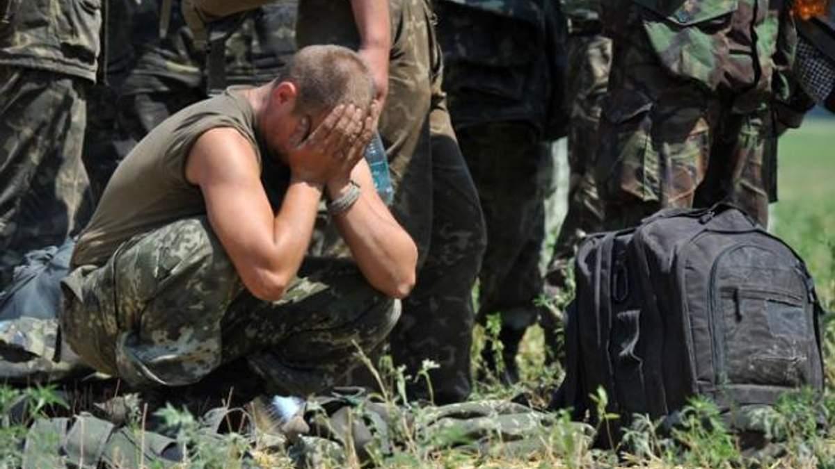 Почему в Украине ветераны АТО кончают жизнь самоубийством