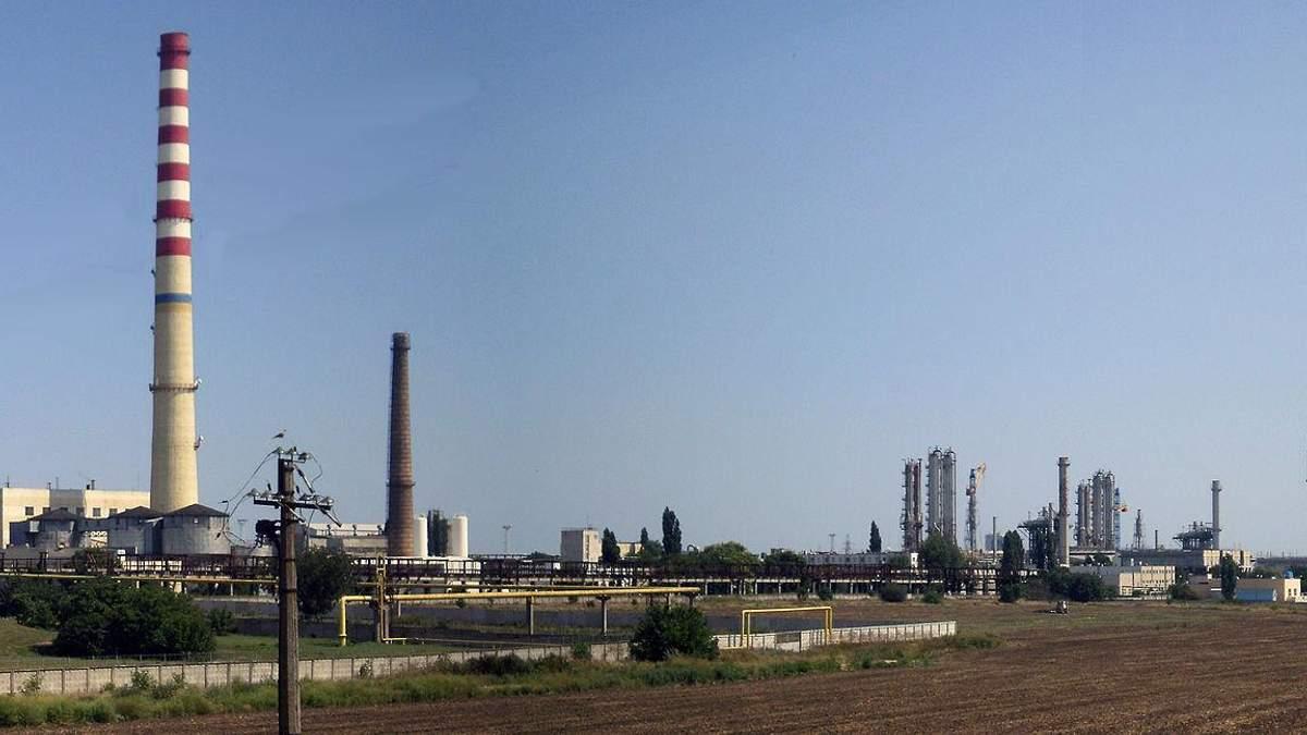 Одеський припортовий завод повністю припиняє роботу