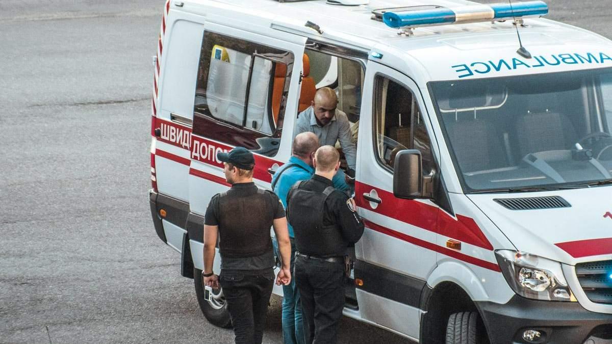В Киеве побили нардепа Мустафу Найема