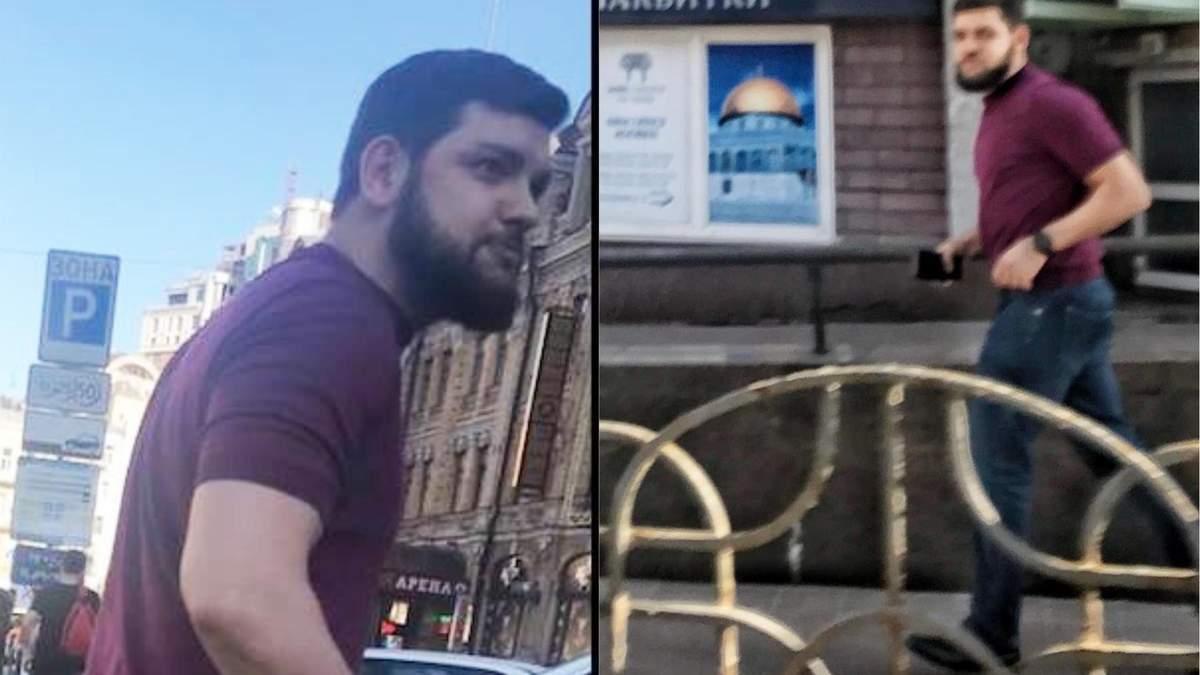 Избиение Найема: нападавший Магомед-Амин Саитов - детали