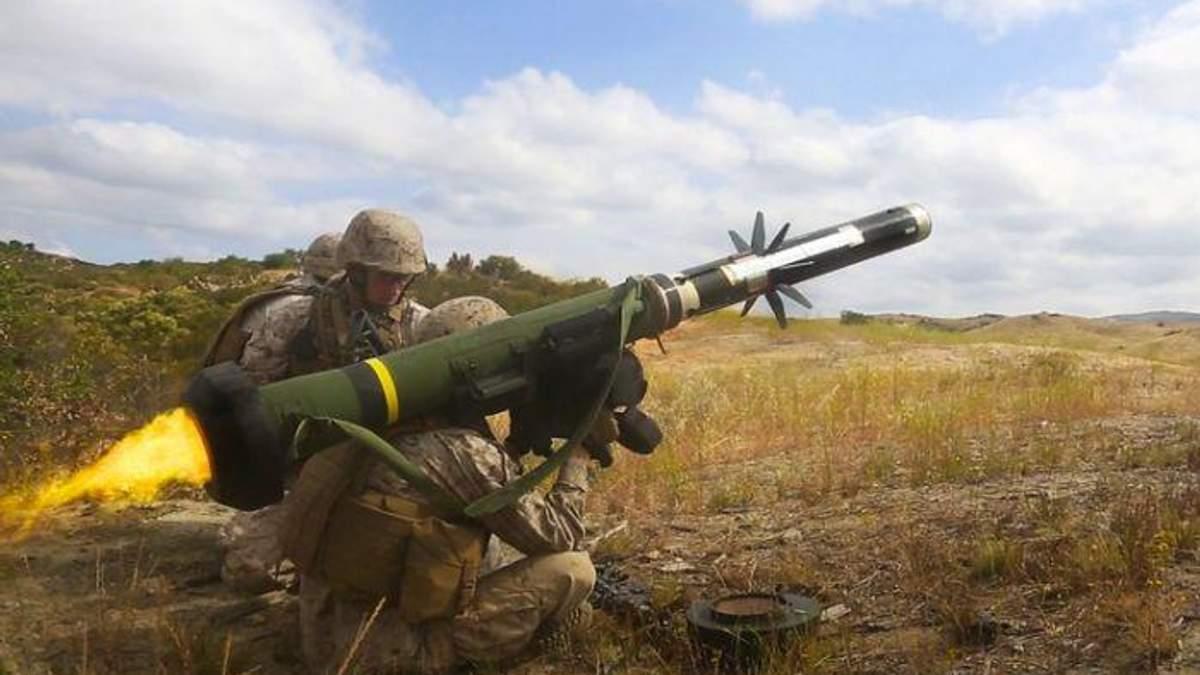 В распоряжении Объединенных сил  комплексов Javelin пока нет, – Наев