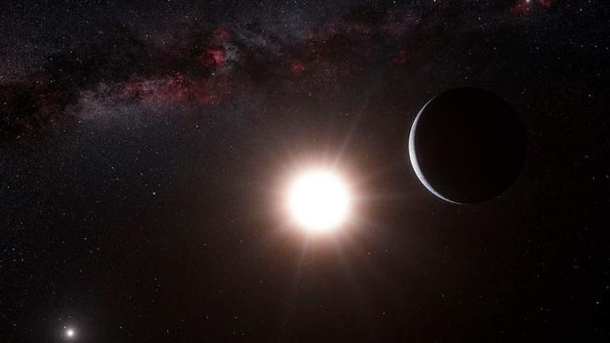 Астрономы обнаружили звезду, период вращения которой около 200 лет