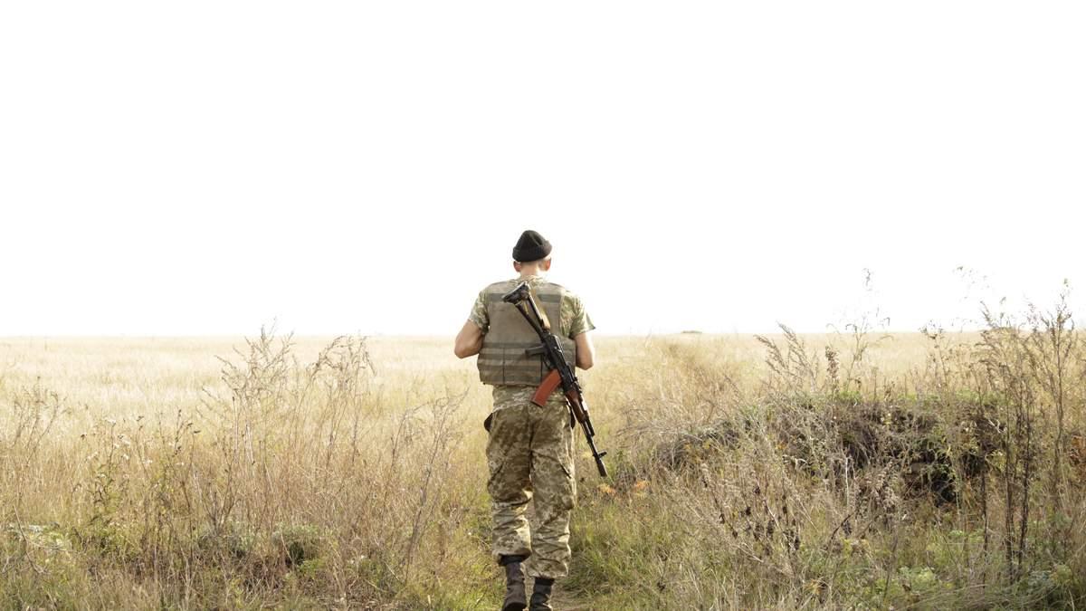 Пропавший под Широкиным военный оказался дезертиром: он перешел на сторону наемников