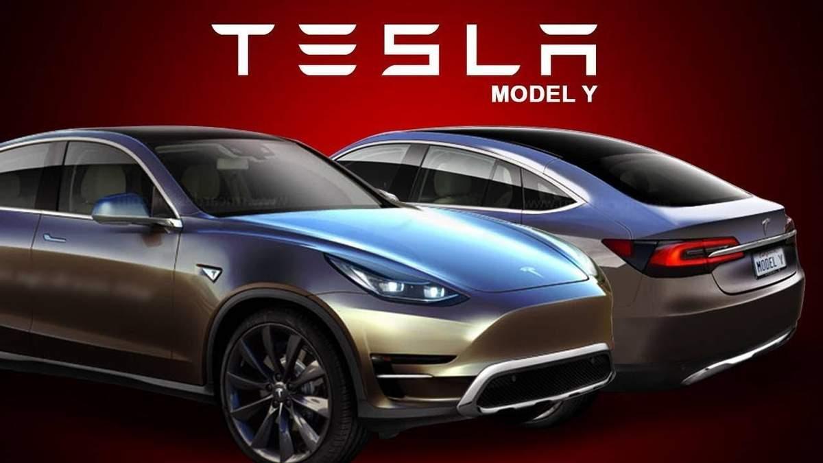 Tesla Model Y выйдет не раньше 2020 года