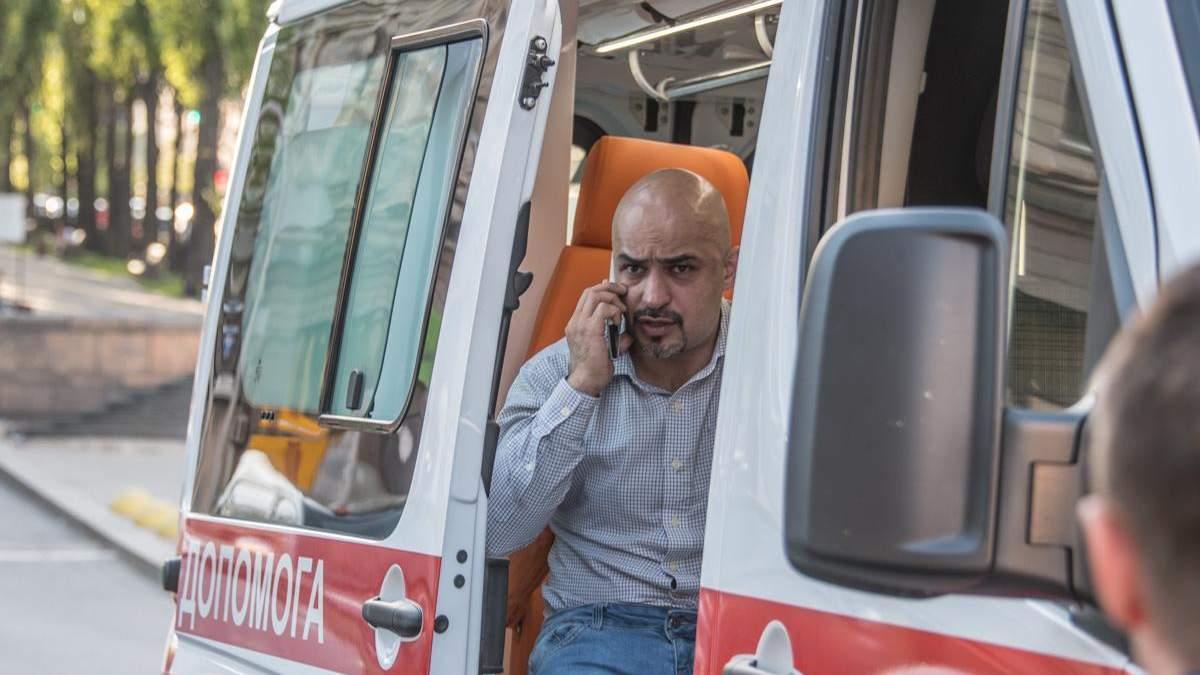 В Азербайджані затримали підозрюваного в побитті Мустафи Найєма