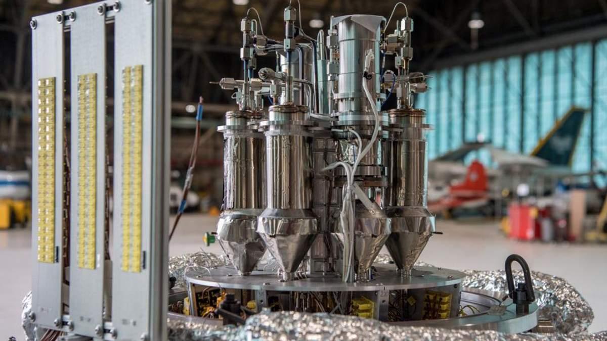 NASA планує провести випробування ядерного реактора для місій на Місяці
