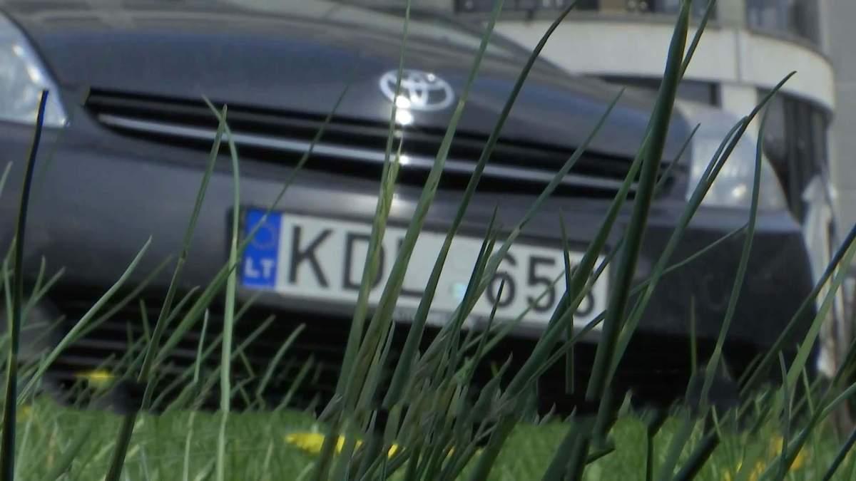 Продажа краденых автомобилей: как литовец дважды возвращал одну и ту же машину из Украины
