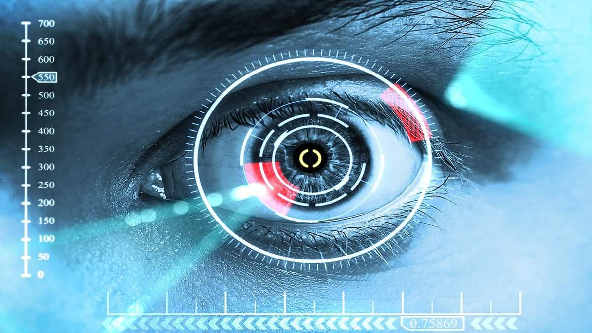 Ультратонкая мембрана превращает глаза в лазеры