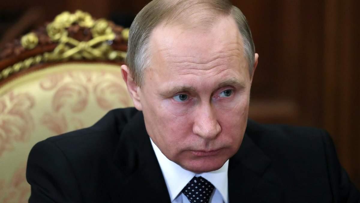 Глухий кут Путіна: журналіст пояснив, у чому проявляється слабкість президента Росії