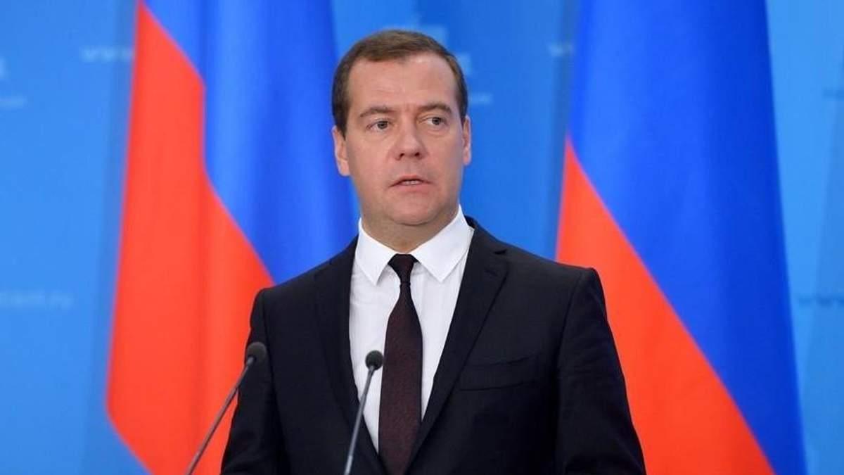 Правительство России официально ушло в отставку
