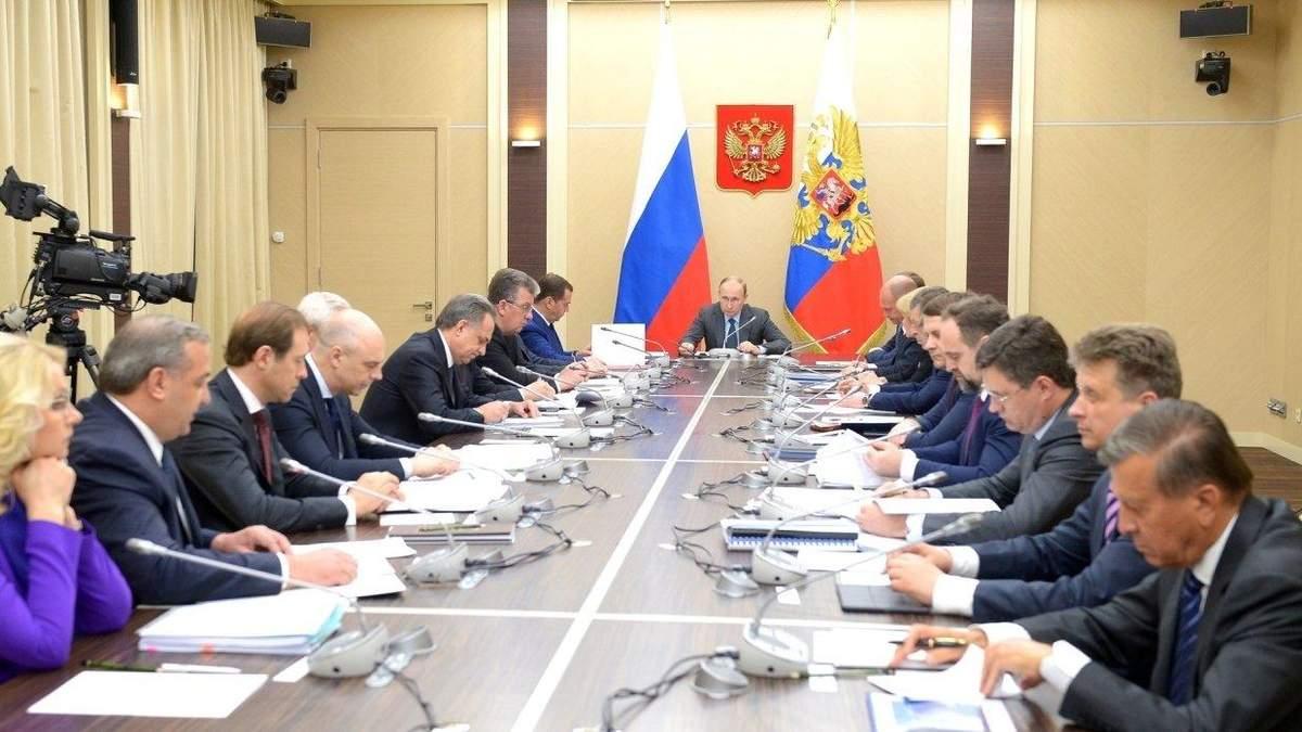 Путін визначився з кандидатурою на посаду прем'єра Росії