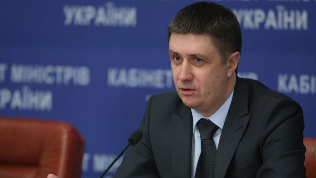 Кириленко підтримав введення санкції проти російських видавництв