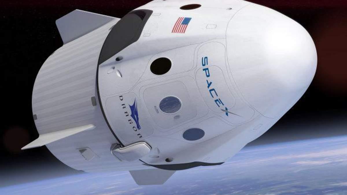 Dragon від SpaceX успішно виконав місію та повернувся на Землю