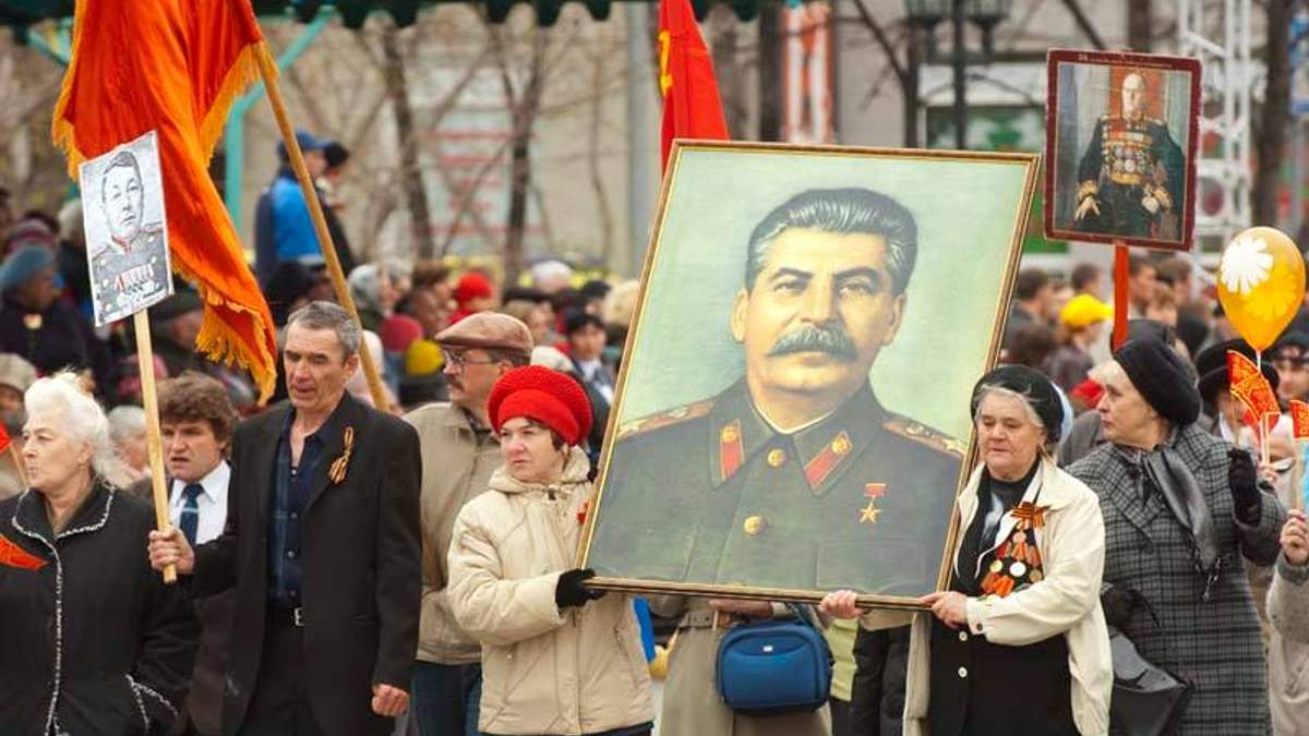 В Украине хорошо понимают, что Сталин был тираном