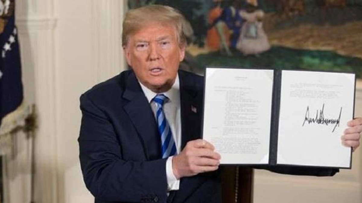 Обама раскритиковал заявление Трампа выйти из ядерной сделки в отношении Ирана