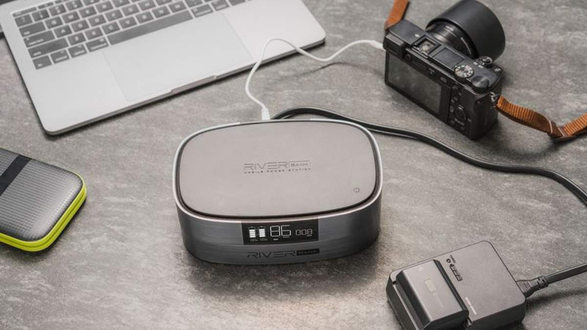 River Bank: обзор удобной модульной системы внешних аккумуляторов от EcoFlow