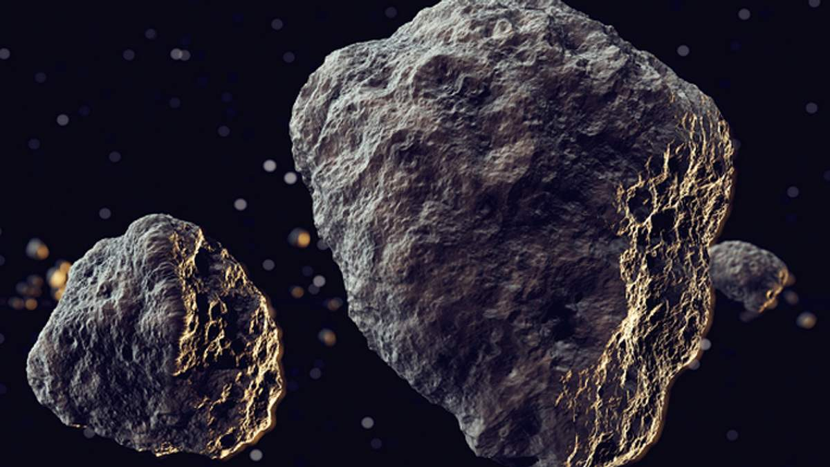 """Науковці вперше виявили """"астероїда-вигнанця"""""""