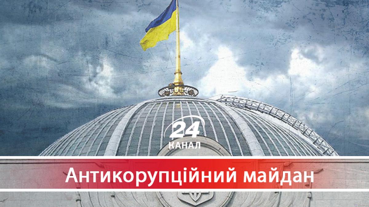 Як зберігається контроль над єдиним органом законодавчої влади — парламентом - 11 травня 2018 - Телеканал новин 24